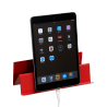 Magnetic tablet holder