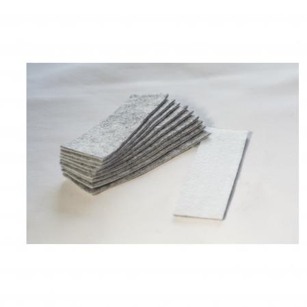 Refills for whiteboard eraser ref. 2-15A-MG